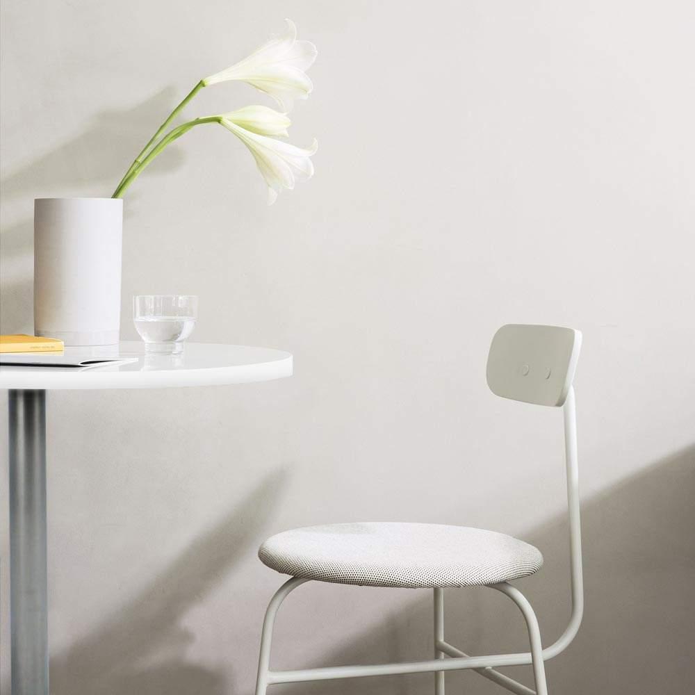 Kaffee Tisch Rund Und Quadratisch Weiss Schwarz 70x70 Bistrot Ebay