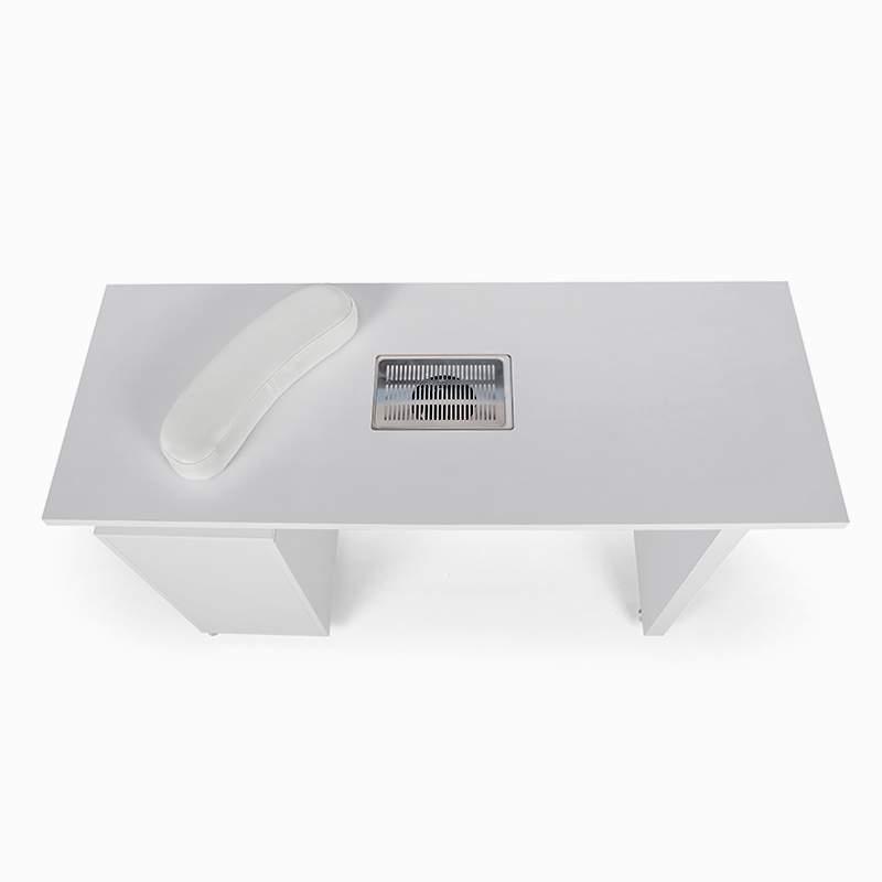 Nageltisch Maniküretisch für Nagelrekonstruktion mit Ablaufventil Schubladen Rodart