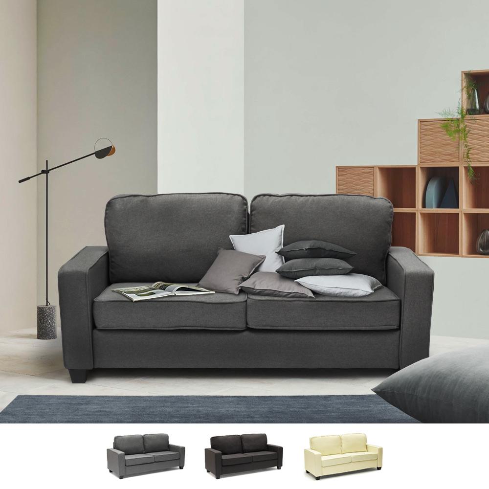 Couch Sofa 10 Sitzer Wohnzimmer Wartezimmer Stoff Rubino
