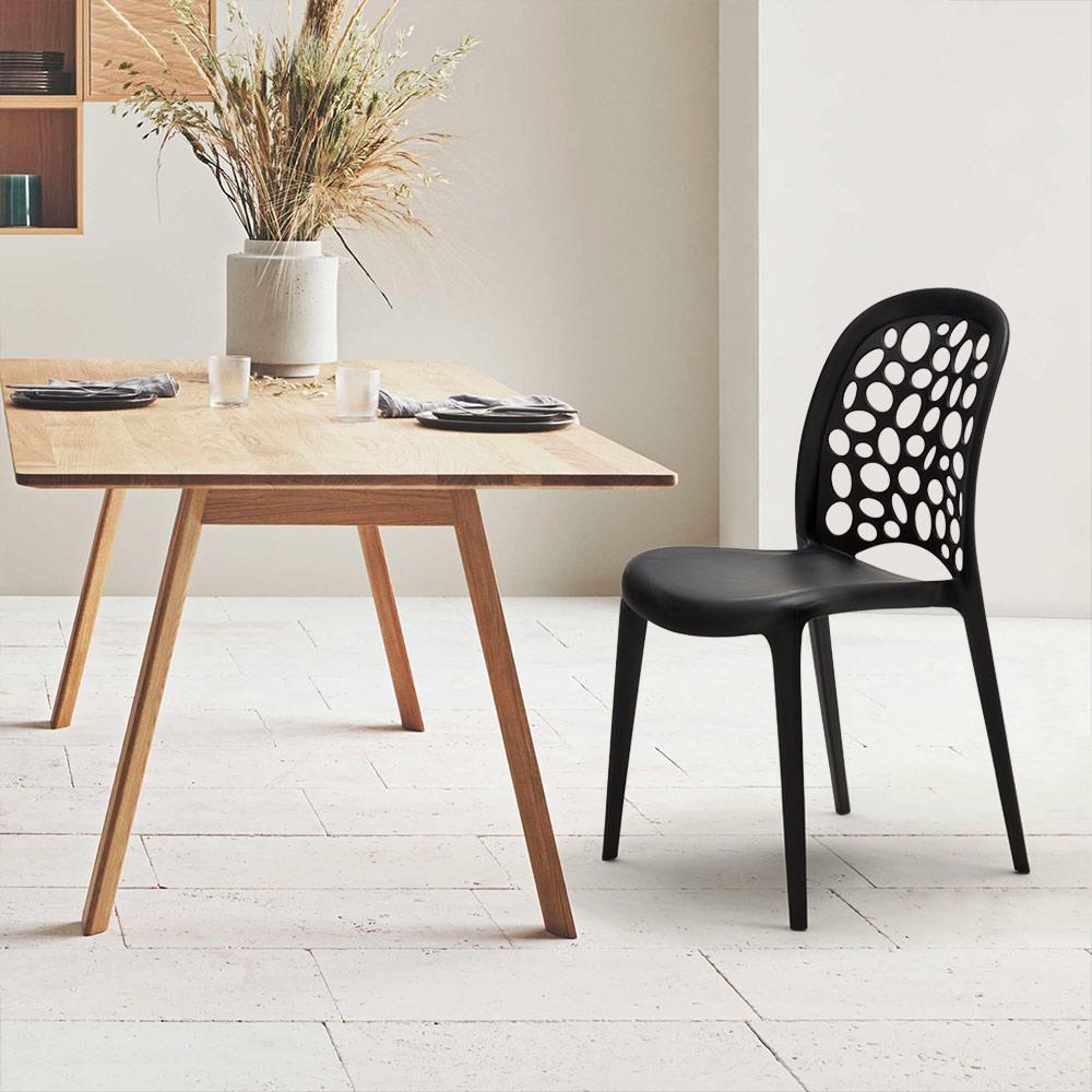 Stühle Küchenstuhl Esstischstuhl Gartenstühle Terrasse Wedding Holes Messina