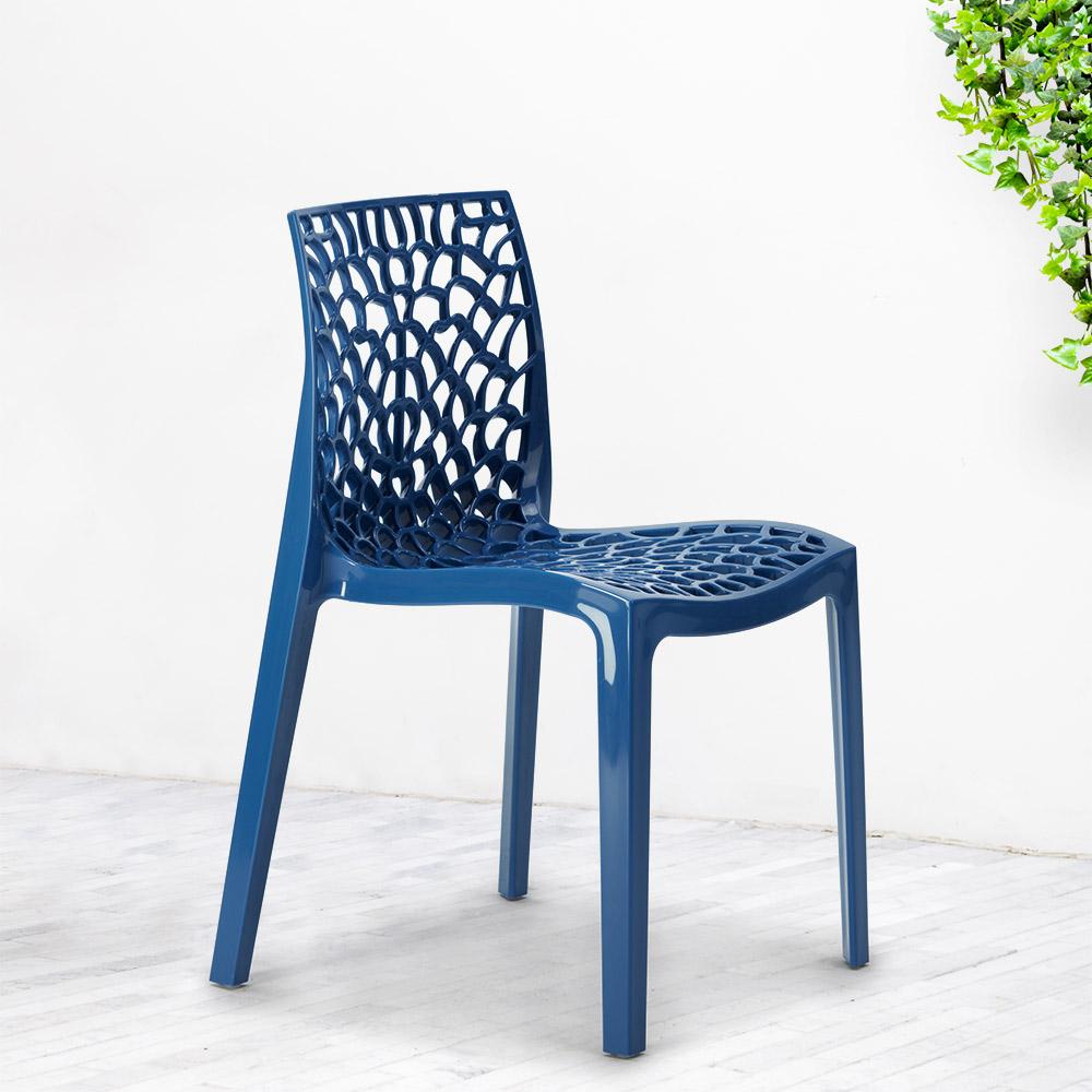 Stuhl Plastikstuhl Küchenstuhl Polypropylen Made In Italy Grand Soleil Gruvyer