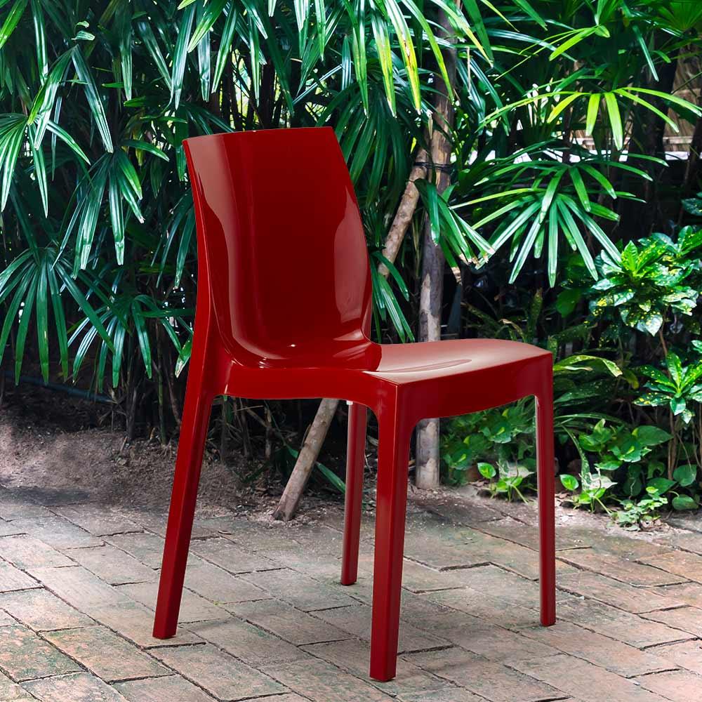 Stühle Küchenstühle Esstischstuhl Esszimmerstuhl Ice Grand Soleil Café Grand Soleil Ice