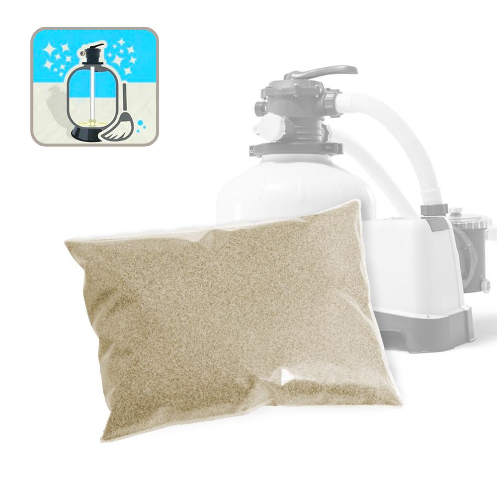 Quarzsand Filterpumpe Intex Bestway Jilong 25 Kg Universal 29058 58201