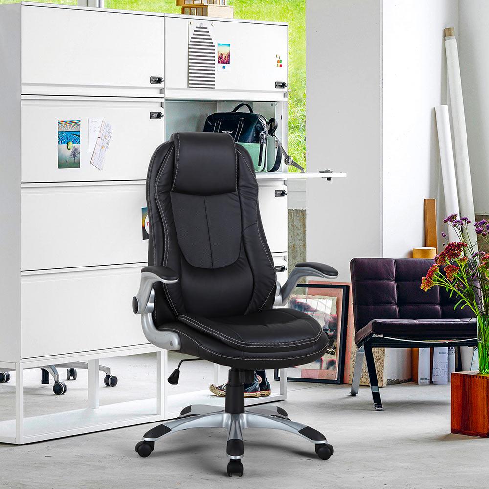Ergonomischer Sessel Des Präsidentenbürostuhls Aus Kunstleder Bürostühle Brno