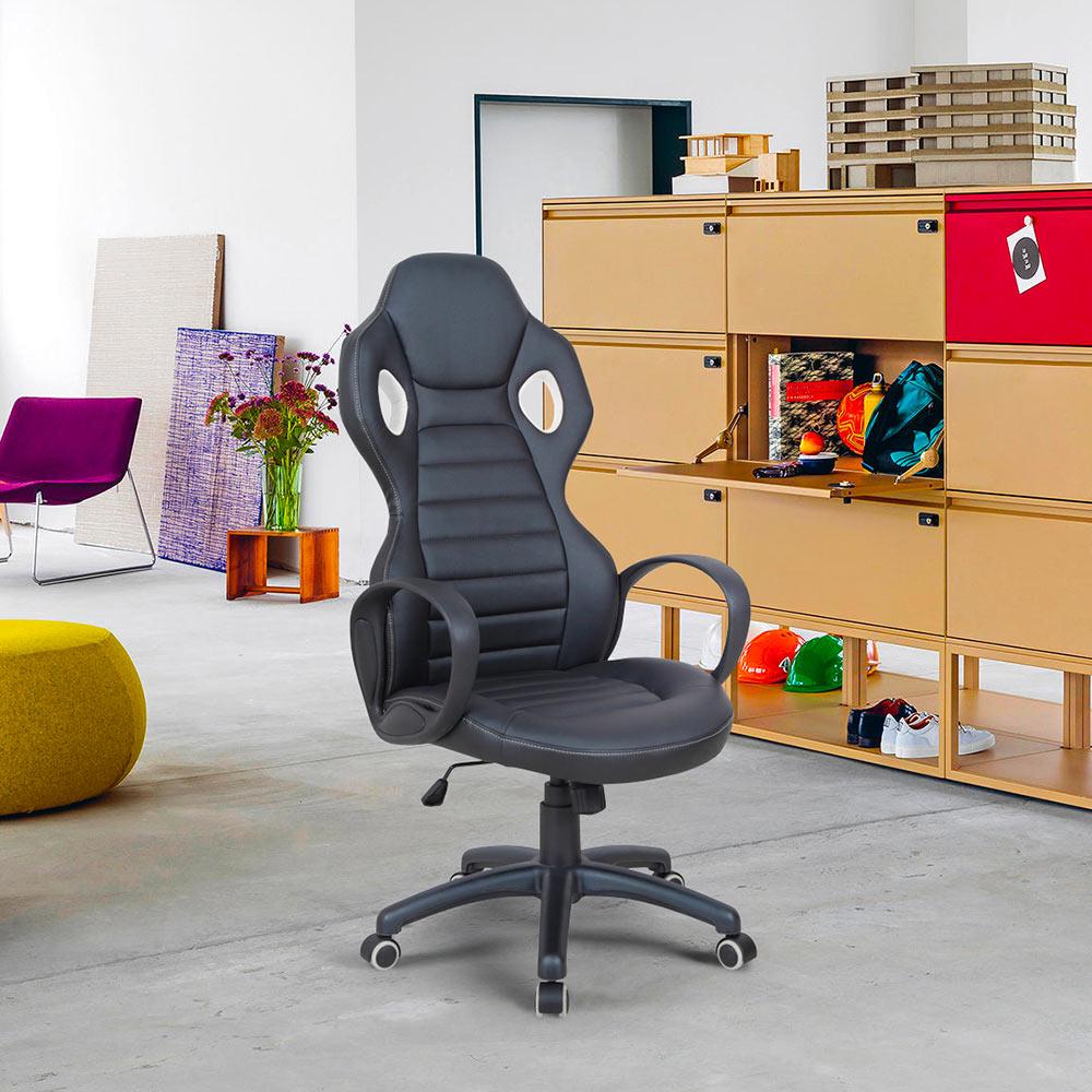Chefsessel Bürostühle Schreibtischstuhl Computerstuhl Sportsitz Gp
