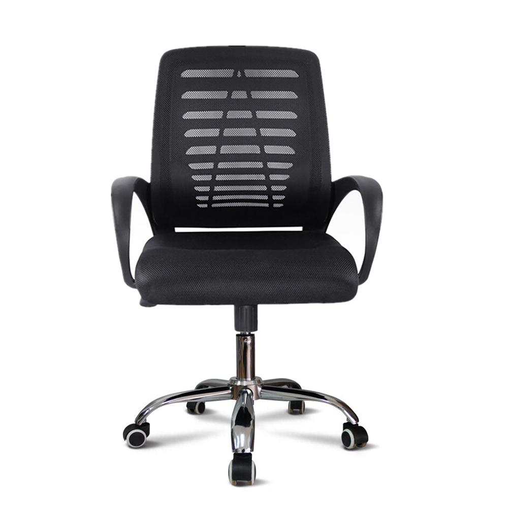 Ergonomischer Bürodrehstuhl mit atmungsaktivem Stoffbezug Opus